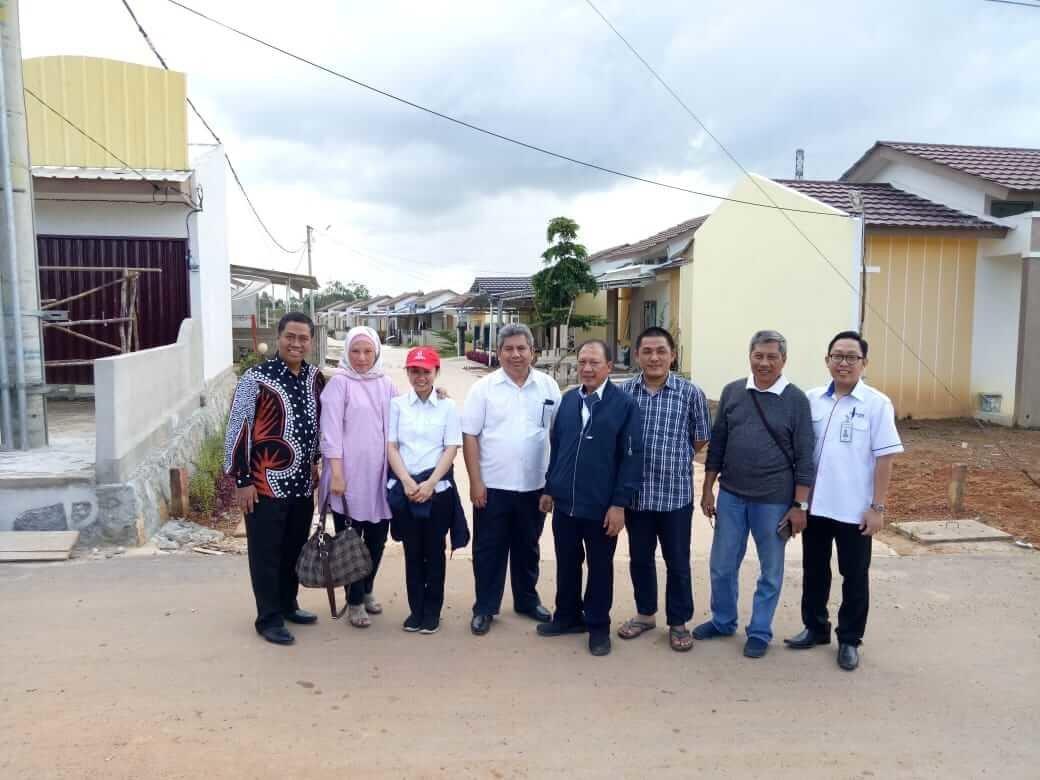 Kunjungan Direktur Pembiayaan Perumahan, Nov'2018